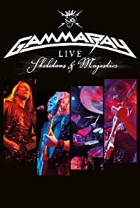 Gamma Ray - Skeletons & Majesties [2 DVDs]