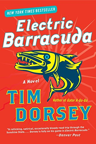 Electric Barracuda: A Novel (Serge Storms) (Electric Company C compare prices)