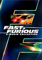 Fast & Furious 6-Movie Collection by Universal Studios