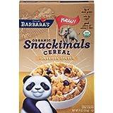 Barbaras Cereal Organic Cinnamon Crunch 9 Oz Pack Of 12