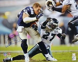 Jason Witten Autographed Dallas Cowboys No Helmet 16x20 Photo by DenverAutographs