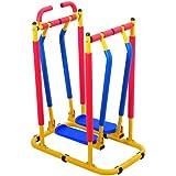 Qaba Lil' Exerciser Fitness Equipment for Kids - Air Walker Glider