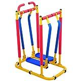 51AueXM3phL. SL160  Qaba Lil Exerciser Fitness Equipment for Kids   Air Walker Glider