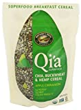 Natures Path Organic - Qia Superfood Chia Buckwheat & Hemp Cereal Apple Cinnamon