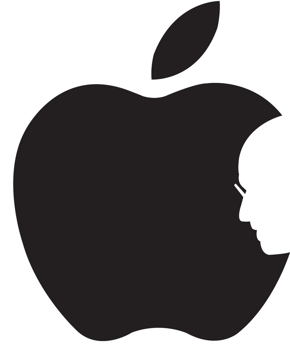 Steve Jobs Apple Logo Wallpaper Apple Logo With Steve Jobs