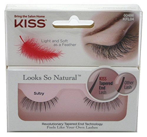 Kiss Looks So Natural Lashes Sultry by Kiss