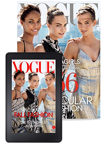 Deal of the Day: Vogue All Access: One Year for $6