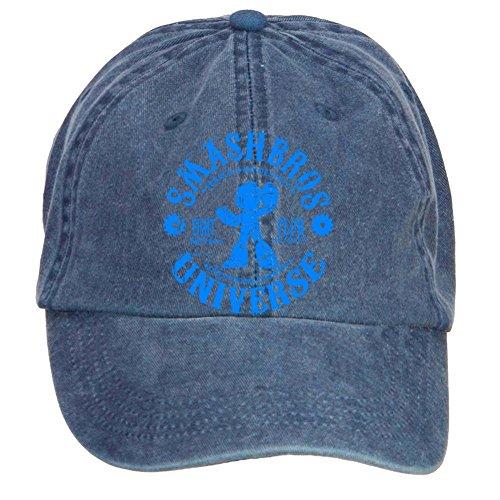 [Futhure Unisex Mega Man DIY Adjustable Baseball Hat] (Megaman Hat)