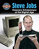 img - for Steve Jobs: Visionary Entrepreneur of the Digital Age (Crabtree Groundbreaker Biographies) book / textbook / text book