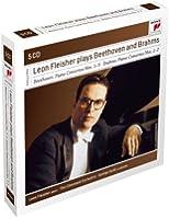Leon Fleisher plays Beethoven et Brahms (Coffret 5 CD)