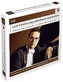 echange, troc  - Leon Fleisher plays Beethoven and Brahms Piano Concertos (Leon Fleisher interprète les Concertos pour piano de Beethoven et Br