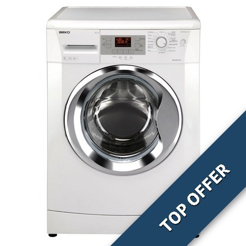 Beko WMB91442LW EcoSmart A++ 9kg 1400rpm Washing Machine