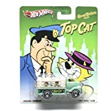 1951 GMC COE * TOP CAT / HANNA-BARBERA * Hot Wheels 2013 Pop Culture Series 1:64 Scale Die-Cast Vehi