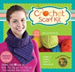 Lion Brand Yarn Beginner Crochet Scar...