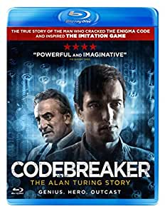Codebreaker: The Alan Turing Story [Blu-ray]