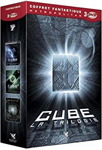 Trilogie Cube - Coffret 3 DVD