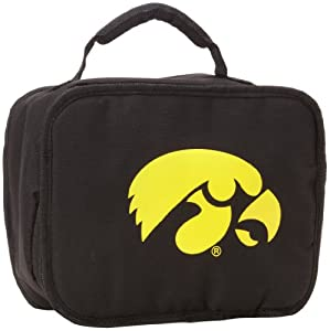 NCAA Iowa Hawkeyes Lunchbreak Lunchbox