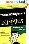 Prozessmanagement f�r Dummies