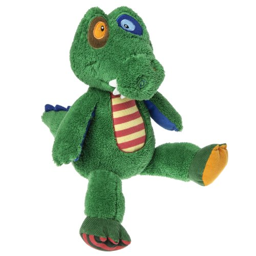 "Mary Meyer 1 Uncle Earl Gator 17"" Plush front-1007430"