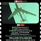 Oeuvres De Mahler, Elgar, Strauss & Prokofiev