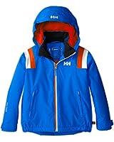 Helly Hansen Jacke K Velocity Jacket - Chaqueta de esquí para niña