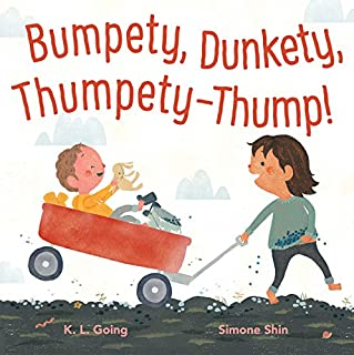 Book Cover: Bumpety, Dunkety, Thumpety-Thump!