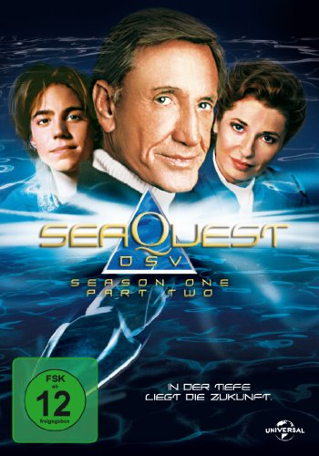 SeaQuest - Season 1.2 [3 DVDs]