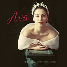 Ava Gardner: A Life in Movies Audiobook by Kendra Bean, Anthony Uzarowski Narrated by Lisa Flanagan