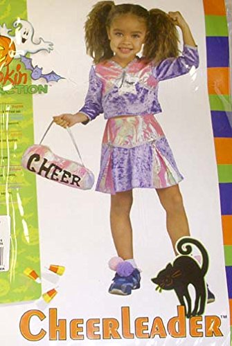 Rubie's Costume Co Cheerleader Costume, Toddler