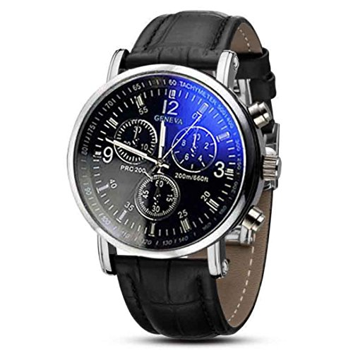 familizo-luxury-faux-leather-mens-analog-blu-ray-watches-black
