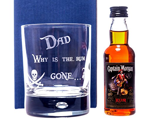 dad-why-is-the-rum-gone-bubble-based-glass-captain-morgan-rum-miniature-alcohol-gift-set