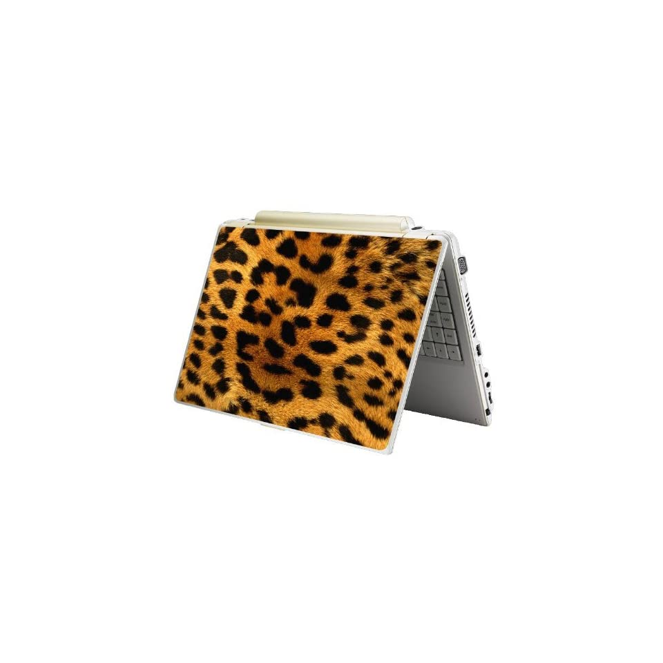Bundle Monster Laptop Notebook Skin Sticker Cover Art Decal   12 14 15   Fit HP Dell Asus Compaq   Leopard