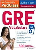 McGraw-Hills PodClass GRE Vocabulary (MP3 Disk)