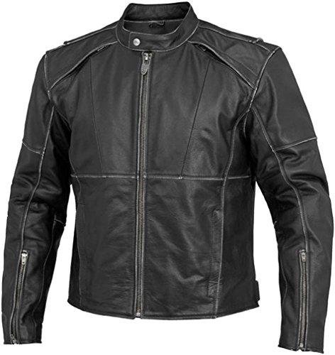 River Road Rambler Leather Jacket - 2013 - 44/Black
