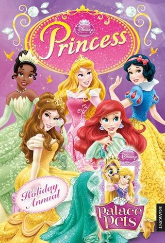 Disney Princess Holiday Annual 2014 (Holiday Annuals 2014)