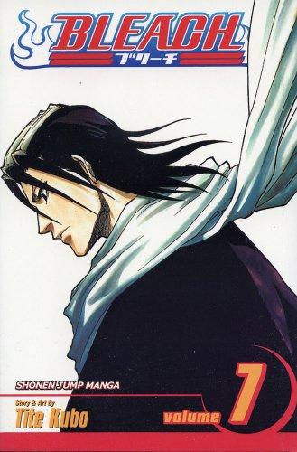 BLEACH ブリーチ コミック7巻 (英語版)