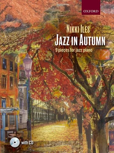 Jazz in Autumn + CD: Nine pieces for jazz piano