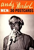 Andy Warhol Men: 30 Postcards (0811843777) by Andy Warhol