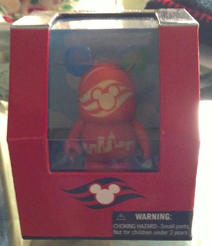 Disney Cruise Line New York 3 inch Vinylmation Figure NEW IN SEALED BOX