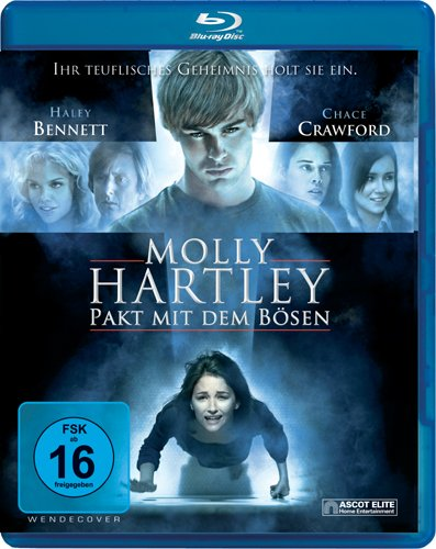 Molly Hartley - Pakt mit dem Bösen [Blu-ray]
