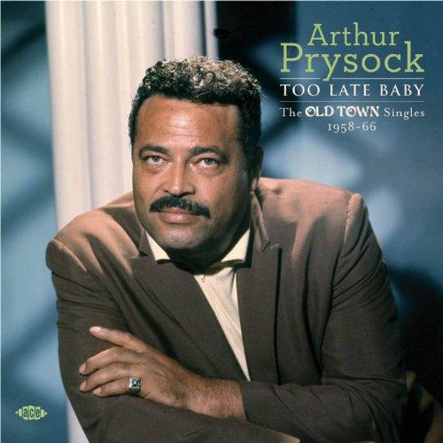 Arthur Prysock - the old town singles 1958-66 - Zortam Music
