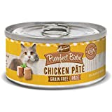 Merrick  5.5 oz Purrfect Bistro Chicken Pâté Canned Cat Food, 24 count case