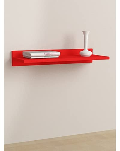 Decortie by Homemania Estante Duz Rojo