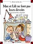 Max et Lili ne font pas leurs devoirs 62