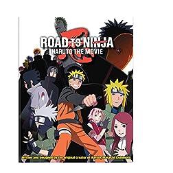 Naruto Shippuden Road to Ninja: The Movie 6 [Blu-ray]