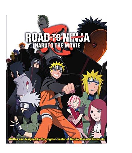 Naruto Shippuden Road to Ninja: The Movie 6 [Edizione: Francia]