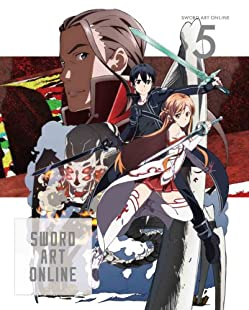 ソードアート・オンライン 5(完全生産限定版) [Blu-ray]
