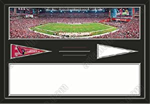 Arizona Cardinals University Of Phoenix Stadium & Your Choice Of Stadium... by Art and More, Davenport, IA