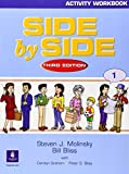 img - for Activity Workbook to accompany Side By Side, Book 1 book / textbook / text book