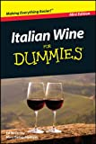 img - for Italian Wine For Dummies , Mini Edition book / textbook / text book